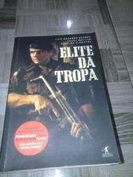 Vendo livro elite da tropa