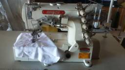 Maquina de costura industrial galoneira Bruce