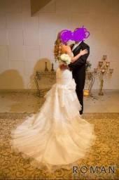 Vestido noiva lindo Tm 40-42