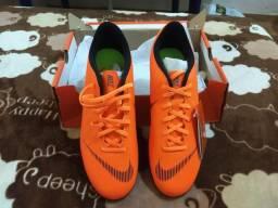 Novo Tênis Nike Mercurial Vapor Futsal Tamanho 41