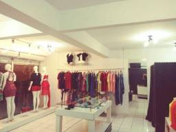 Loja de roupas unissex