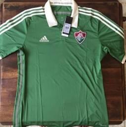Camisa Adidas Fluminense III Verde Oficial ac5d097410175