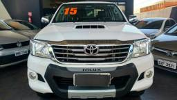 TOYOTA HILUX 2015/2015 3.0 SRV LIMITED EDITION 4X4 CD 16V TURBO INTERCOOLER DIESEL 4P AUTO - 2015