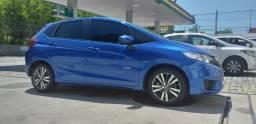 Honda fit azul EXL 2015 - 2015