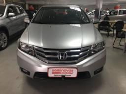 HONDA CITY 1.5 LX 16V FLEX 4P AUTOMATICO. - 2014