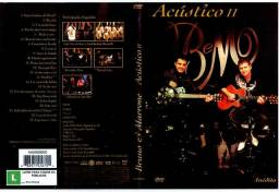 Dvd Bruno E Marrone Acústico 2