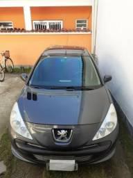 Peugeot 207 XR 1.4 Flex 8v 2011 - 2011