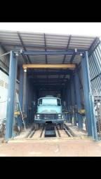 Máquina Gaiola Desempeno e Alinhamento de Chassis (Carretas/Caminhões) comprar usado  Anápolis