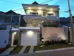 Casa de condomínio à venda com 4 dormitórios em Pechincha, Rio de janeiro cod:789542