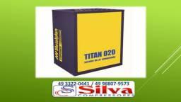 Secador de ar por refrigeração - Titan 0020 Metalplan