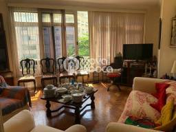 Apartamento à venda com 4 dormitórios em Copacabana, Rio de janeiro cod:CO4AP47086