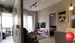 Apartamento à venda com 1 dormitórios em Barra funda, São paulo cod:217142