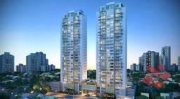 Apartamento com 4 dormitórios à venda, 174 m² por R$ 1.091.100,68 - Setor Marista - Goiâni