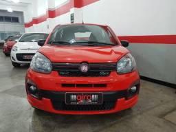 Fiat uno sporting 1.3 gsr 2017 50mil / km automatico impecavel