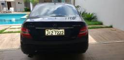 Venda carro mercedes c250 - 2012