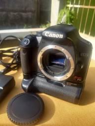 Camera e filmadora canon rebel t1i
