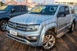 Amarok 2018/2018 3.0 V6 Tdi Highline Cd Diesel 4Motion Automatico - 2018