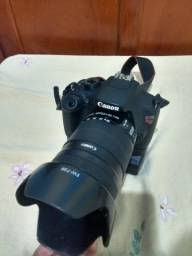 Câmera Canon T5 + KIT completo