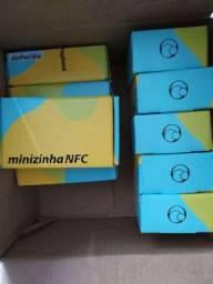 Maquina de Cartão Minizinha NFC