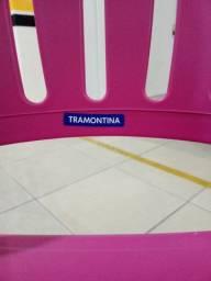 Cadeiras Tramontina Coloridas