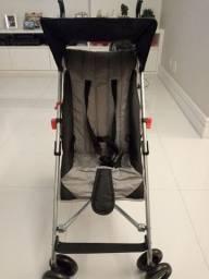 Vendo carrinho de bebê guarda chuva