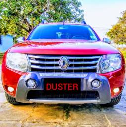 Renault Duster 4X2 Dynamique Hi-Flex 2.0 manual
