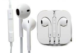 Fone de ouvido EarPods Apple de 3,5 mm branco