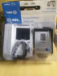 Porteiro eletrônico com tela HDL