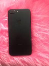 iPhone 7 Plus  128 gigas  preto