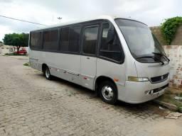 Microonibus 2002 Marcopolo rodoviario 27 lugares carro impecavel motor mwm