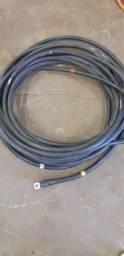 Vendo 3  cabos flex de 185MM cada um com 7,5 metros cada