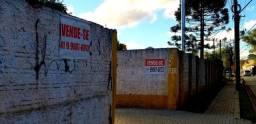 Terreno Capão Raso Estrutural