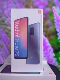 Redmi Note 9s da Xiaomi! Novo Lacrado com entrega hj!