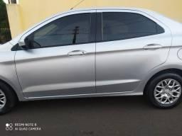 Vendo Ford KA Sedan 1.0 prata