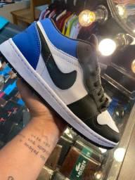 Tênis Ni ke Air Jordan