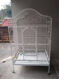 Viveiro para papagaio ou aves maiores