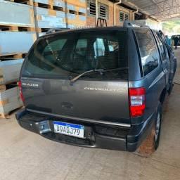 Sucata de Blazer S10 2.4 gasolina 2005