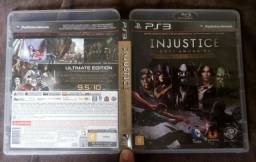 Injustice God Among Us PS3