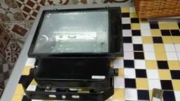 Projetor Lampada de Vapor Metálico 400W