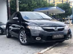 C\ Único no mercado !! - Honda civic 1.8 Automático + varios opcionais ! Financio e Troco