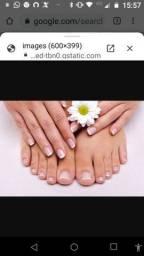 Título do anúncio: Precisando de manicure