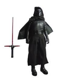 Título do anúncio: Boneco do star wars 34 cm de altura com capa em tecido