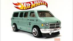 Hot Wheels Dodge Van