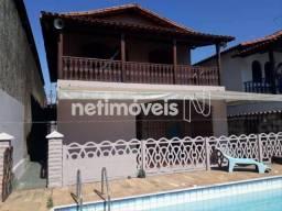Casa à venda com 4 dormitórios em Ipiranga, Belo horizonte cod:521758