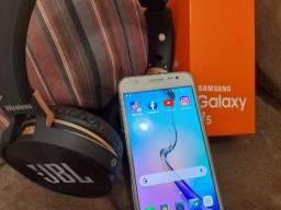 Celular J5 e Fone Bluetooth
