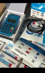 Máquinas de cartão , bluetooth mercado pago