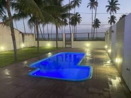 Título do anúncio: Vendo ou alugo, Casa serrambi, frente mar, piscina, mobiliada, alugo por temporada