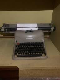 Máquina Escrever Olivetti Lexikon 80 Relíquia
