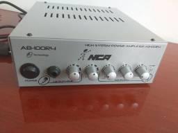 Amplificador NCA -Profissional