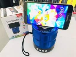 Caixa de Som Bluetooth com Dock para colocar celular Promoção